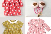 Girls fashion / Beautiful clothes for the little ladies
