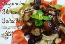 i-i Shiitake • Cogumelos Shiitake produzidos em Troncos de Lenha