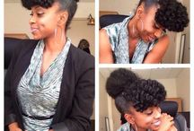 Natural Hair / by Stacy Mesfin