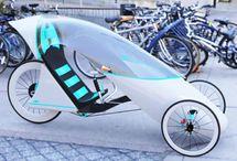 el.recumbent bike-car race