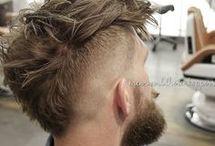 Dude hair