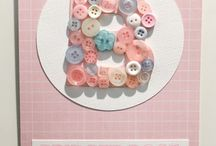 Baby Crafts / Crafts for baby gifts, baby showers, or nurseries