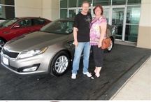 May 2012 Customers / These are our customer that have purchased a car from Southwest Kia in Mesquite Texas