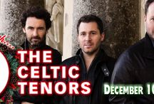 THE CELTIC TENORS at The Newton Theatre 12/10/2016 / The Celtic Tenors live show is overflowing with vitality and variety from start to finish. The unique voices, appeal and wit of Daryl, James and Matthew, combine in a thoroughly uplifting experience. In Christmas with The Celtic Tenors, their voices and personalities will shine, alongside their undeniable Celtic charm, beautifully weaving the songs of the season throughout a captivating performance!