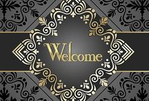 Welcome / welcome facebook covers