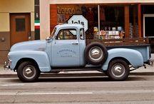 Amerikanische Pick Up Trucks