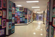 School Art Show / by Artist Parson