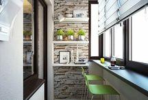 балконные идеи