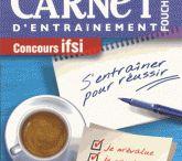 Concours / Découvrez les livres du Centre de documentation pour préparer les concours IFSI : Aide-soignant et infirmier