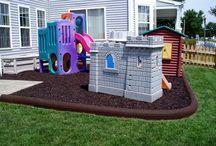 Yard Ideas / by Chasity Korell