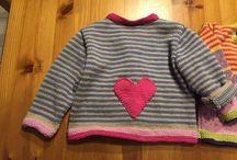 Our knitting/crochet handmade