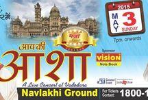 Aap Ki Asha - A Live Concert at Vadodara with Coconut Event