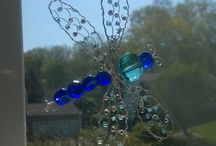 Beading and Jewelry Making Projects / Beaded ornaments and jewelry I've made.