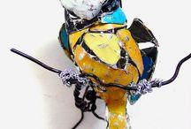 Art: metal sculpture / by Abbey Trescott