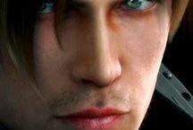 Resident Evil (Leon Scott Kennedy, Ada Wong, Jill Valantine, Piers Nivans)