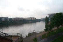 One-day trip to Frankfurt / #frankfurt photos captured by myself!!!!