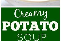 Potato soup / Soup