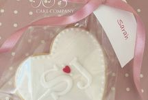 cookies : wedding