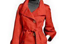 Coats, capes
