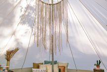 Sahara / bell tent / Inspiratie om je sahara tent ic te laten zijn