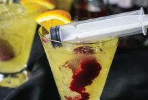 Halloween Drinks /  Spooky cocktails & drinks for your Halloween party.