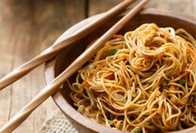 Asian Madness / Asian food junkie  / by Sasha Davila-Chang