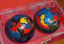 Esferas chinas BAODING