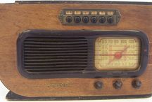 Ye Olde Media / Antique & vintage radios, tvs, turntables, stereos, etc. / by Fair Oaks Antiques