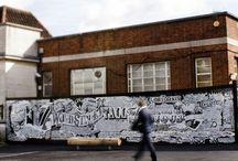Walthamstow Murals