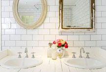 Scrub a Dub - Bathroom Ideas / by Caroline McCool