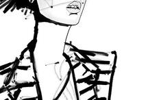 Mode - Illustrationer