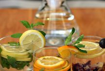 Unleaded Cocktails / Alcohol free beverages / by Lillyvette Montalvo