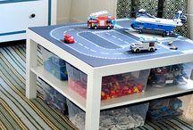 játék asztal