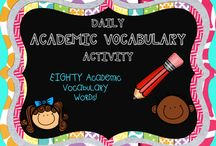 Vocabulary Games and Activities