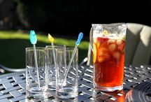 It's Pimm's O'Clock! / …any time is Pimm's o'clock. At least as long as the sun shines and you can pick fresh mint straight from the garden. #pimms #gardenfurniture #Bramblecrest