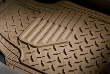 Floor Mats / Dirt and grime are the enemies to any vehicle's interior. Protect and enhance any vehicle's flooring.
