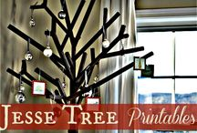 Holiday: Christmas Crafts / Look here for great Christmas craft ideas to do with your kids!