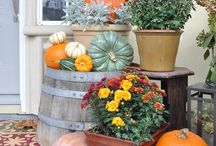Fall is in the Air / Autumn decor
