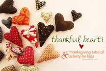 SEW for Thanksgiving / Sewing inspiration, tutorials and patterns for Thanksgiving and fall.