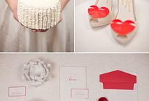 valentine / oh sweet valentine / by anna | farfromtheweddingcrowd