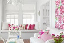 Lilly Pulitzer Home / by Lillie Simpson