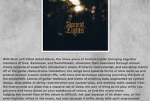 Ancient Lights 'S/T' Reviews