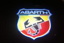 Luci cortesia Led Logo Portiera