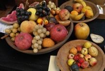 Stone fruit / by Linda Rudman Behind My Red Door