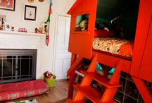 Kid and Baby Rooms / by Crafty Guides
