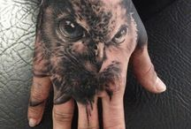 sweet tattoo's... / by Carrie Wilson