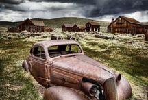 Abandoned Classics / by John Roth