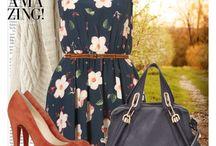 Fashion! / by Brittany Wood