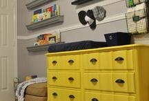Nurseries for boys  / Rooms / by Daniela Bemelman