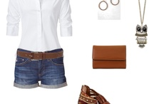 Summer Time Style / by Kahla Jones